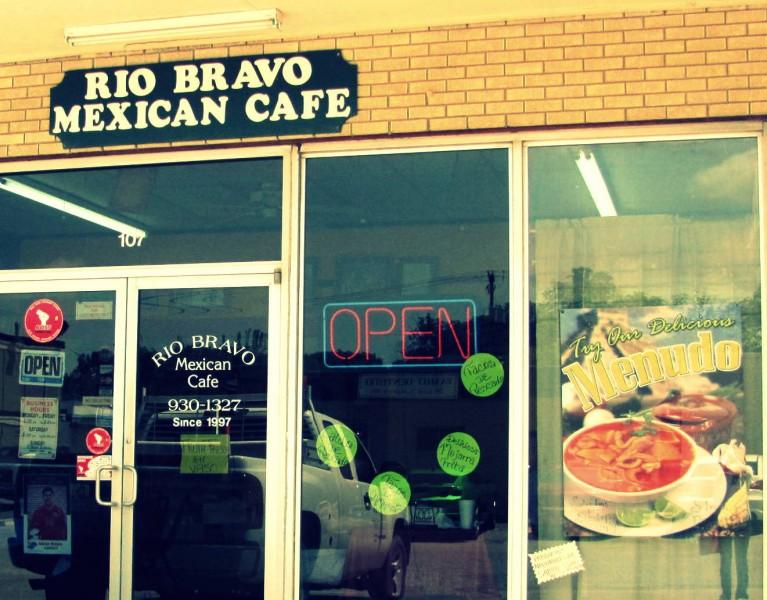 Rio Bravo Mexican Cafe Georgetown Texas