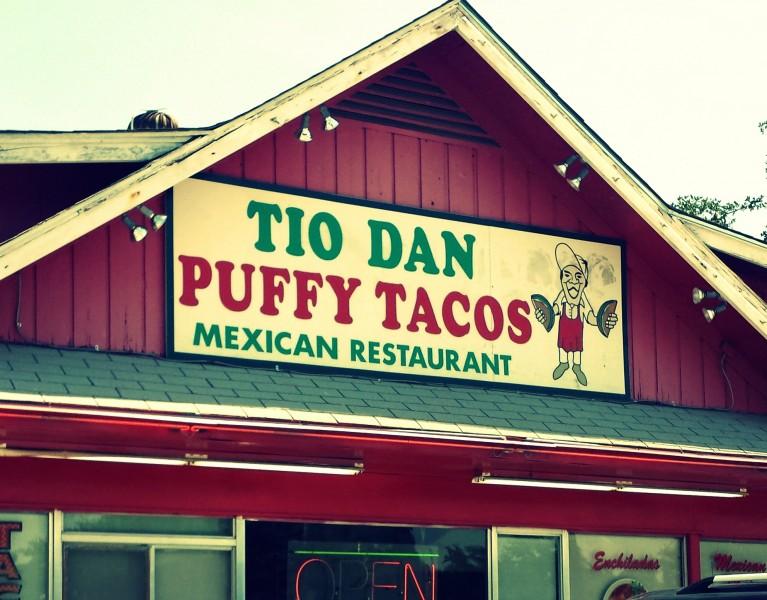 Tio Dan Puffy Tacos Round Rock