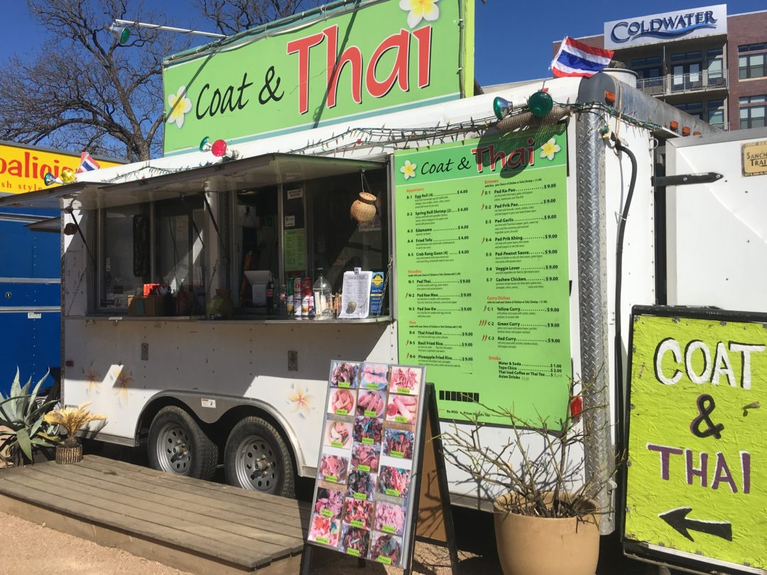 Little Thai Food Austin Texas